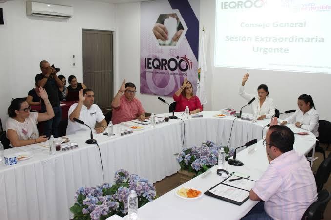 Ieqroo asignará hoy miércoles a los regidores de representación proporcional.