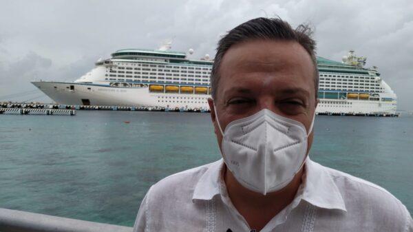 Apoya el diputado Luis Alegre la vacunación para el sector turístico.