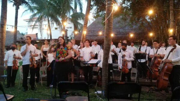 Regresa la magistral Ópera Maya al Caribe Mexicano.