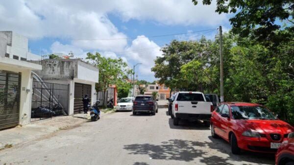Cancún: Reportan hallazgo de un cuerpo sin vida en la Supermanzana 504 (VIDEO).