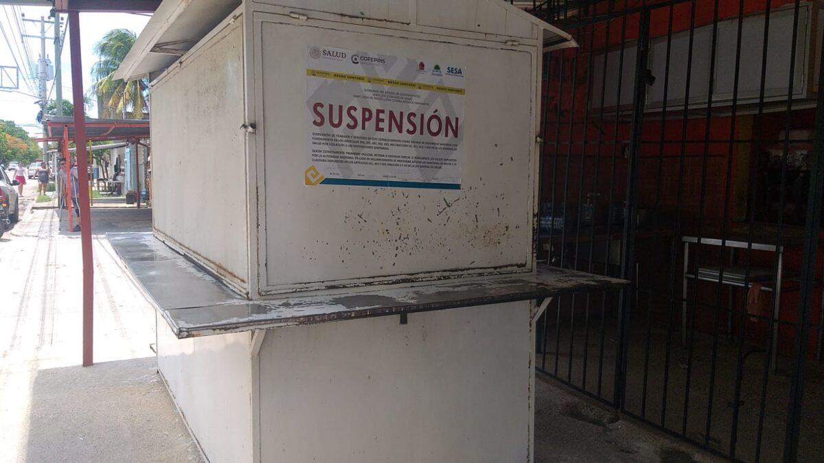 Cancún: Suspende Cofepris 'Taco Loro' por supuesta carne de perro; la denuncia de un comensal se hizo viral en las redes sociales.