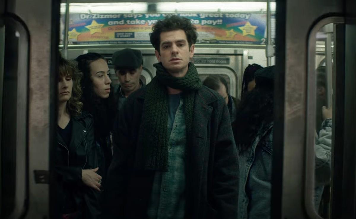 Protagoniza Andrew Garfield primer trailer de Tick, tick...Boom
