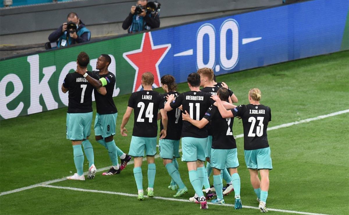 Austria hace historia en la Euro; gana por primera vez