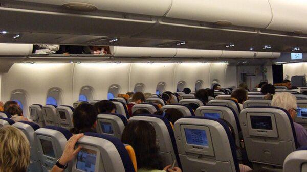 Aerolíneas denuncian aumento de mala conducta de pasajeros