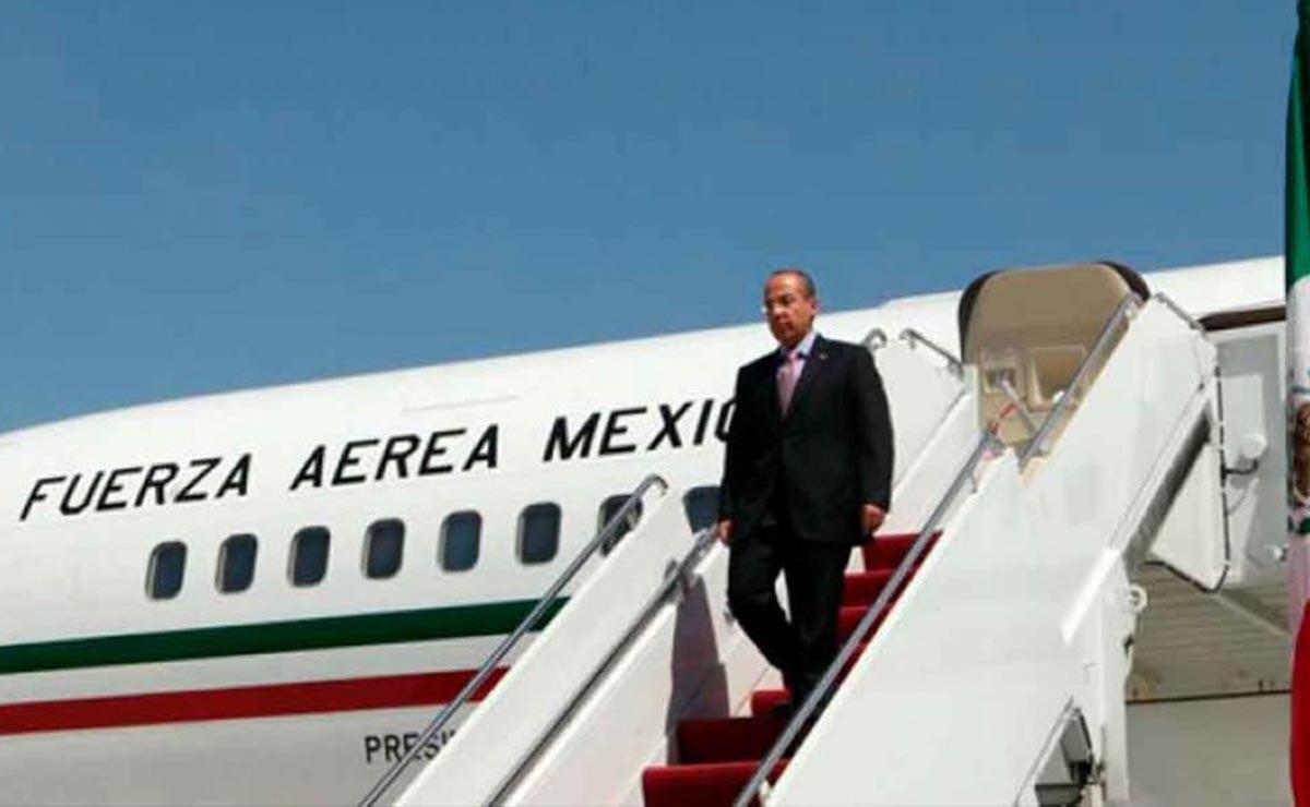 """Venden antiguo avión presidencial """"Benito Juárez"""""""