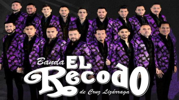 """Banda el Recodo está de regreso con """"desengaño y traición"""""""