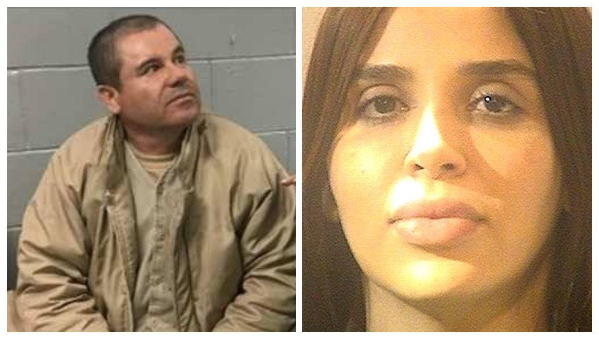 Esposa de 'El Chapo' se declara culpable de cargos federales de narcotráfico.