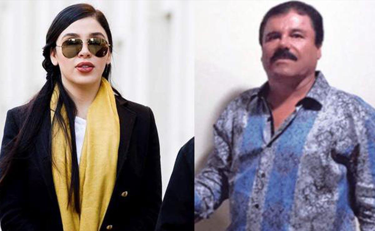 """NYT: Emma Coronel se declarará culpable de colaborar en negocios de """"El Chapo"""""""
