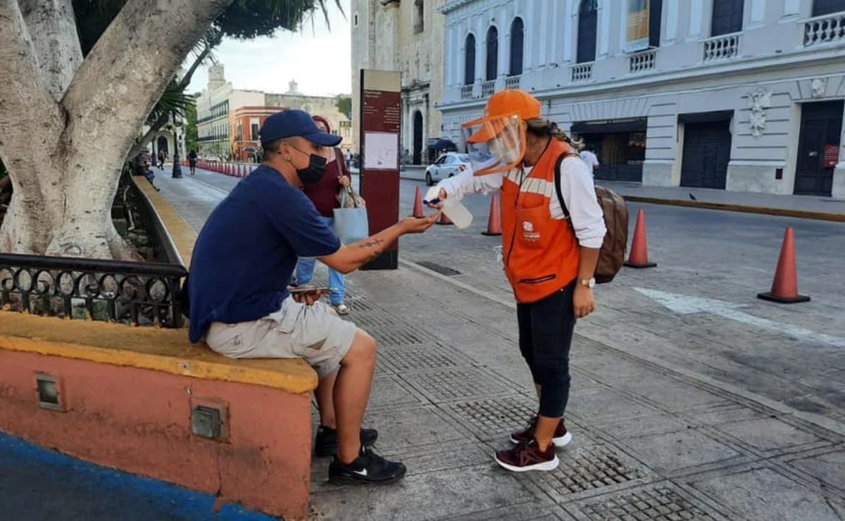 Yucatán llega a los 42 mil 465 contagios y 4 mil 316 fallecidos por Covid-19