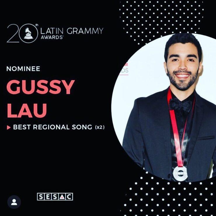 """Gussy Lau, compositor de """"Ahí donde me ven"""" canción estrenada por Ángela Aguilar"""