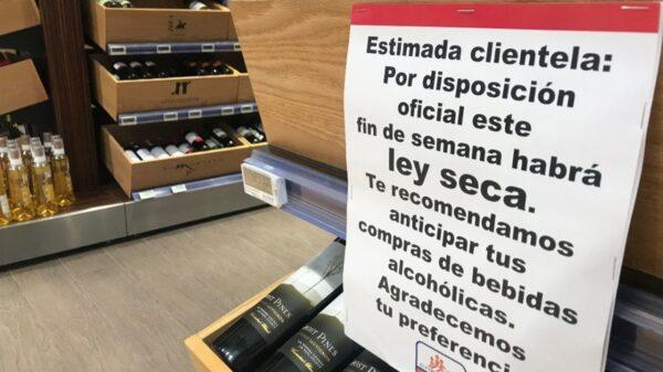 #Elecciones 2021: Decretan ley seca de 48 horas en Quintana Roo.
