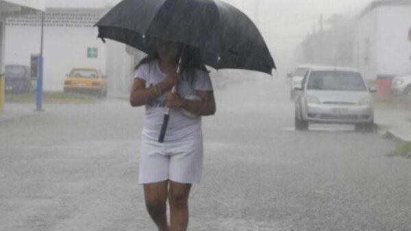 Anuncian intensas lluvias a partir del 12 al 16 de junio en Yucatán