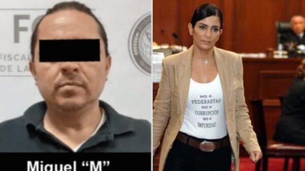 Sentencian a 5 años de prisión a expolicía que torturó a la periodista Lydia Cacho.