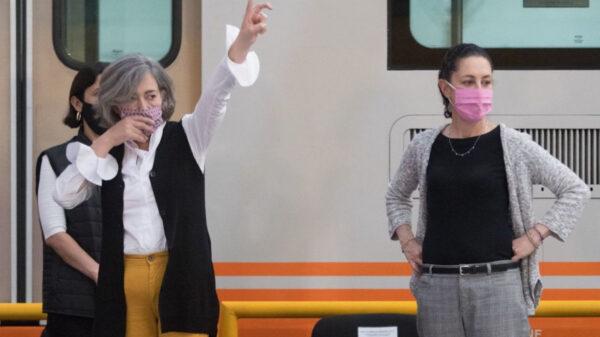 Destituyen a Florencia Serranía como directora del SCT Metro.