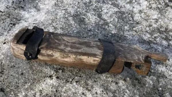 Con el deshielo del glaciar de Lendebreen, Noruega, un grupo de arqueólogos descubrió utensilios pertenecientes a los vikingos, que data de hace 500 años