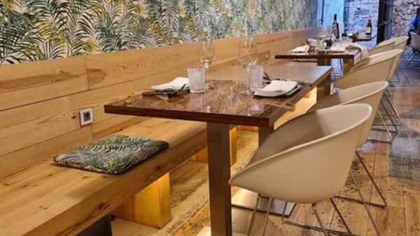 El restaurante AQ exhibió a través de sus redes sociales a una influencer que pidió comer gratis a cambio de una reseña sobre el lugar