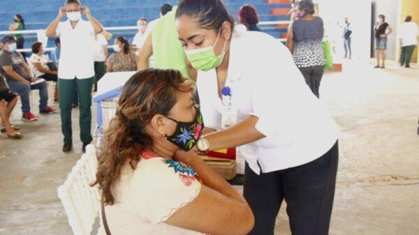 Este 6 de junio se suspende la jornada de vacunación contra el Covid-19 por las elecciones en Yucatán