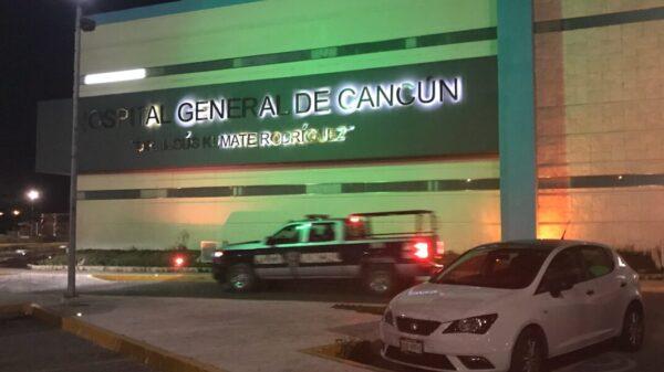Cancún: Balean a una mujer frente a su casa en Prado Norte.
