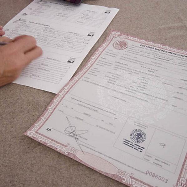 Actas de nacimiento extemporáneas para mayores de 18 años: ¿Dónde y cómo solicitarlas?