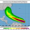 #Clima: 'Elsa' ya es huracán categoría 1.