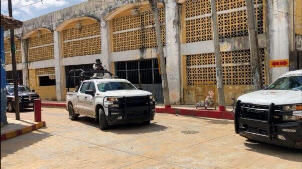 Roban armas a la Guardia Nacional en Chiapas.