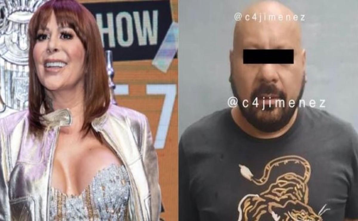 Por presunto narcotráfico fue aprehendido Carlos Peralta, que fuera jefe de seguridad de la cantante Alejandra Guzmán