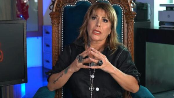 Alejandra Guzmán revela los difíciles momentos que vivió alado de Pablo Moctezuma