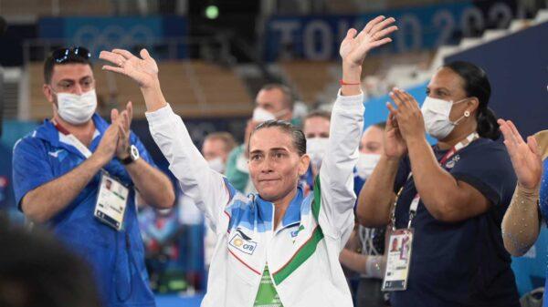 Tokio 2020: La gimnasta uzbeka Oksana Chusovitina se retira a los 46 años y 8 Juegos Olímpicos