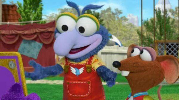 'Gonzo' de 'Muppets Babies' se viste de princesa y se declara género fluido