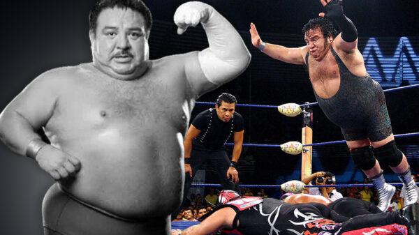 Luto en la lucha libre mexicana, falleció el legendario 'Súper Porky'Luto en la lucha libre mexicana, falleció el legendario 'Súper Porky'