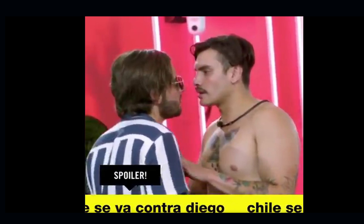 Acapulco Shore 8: 'Chile' y Diego se agarran a trompadas en el penúltimo capítulo del reality