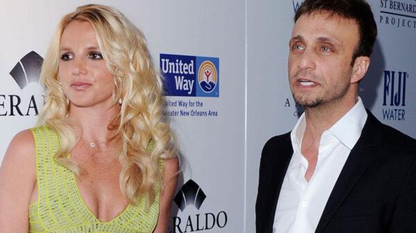 Manager de Britney Spears renuncian luego de 25 años de servicio