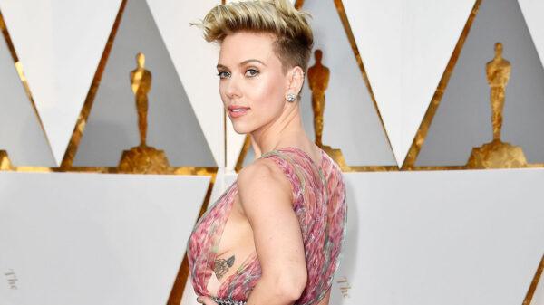 Scarlett Johansson estaría embarazada de su segundo hijo