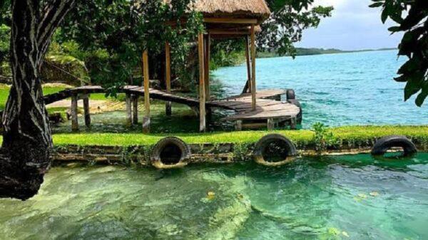 Ya hay libre acceso a la laguna de Xul-Ha en Othón P. Blanco.
