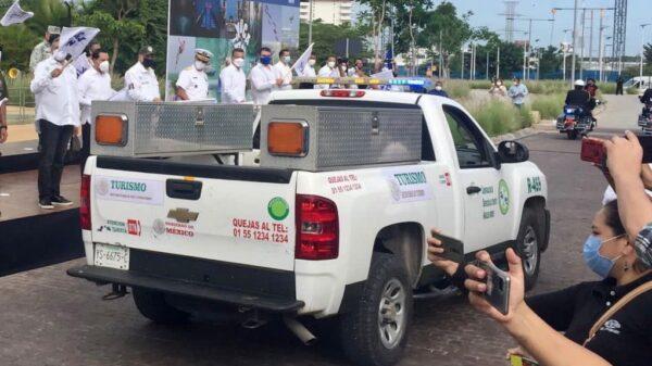 Arranca Secretaría de Turismo Operativo Vacacional Conjunto Verano 2021.