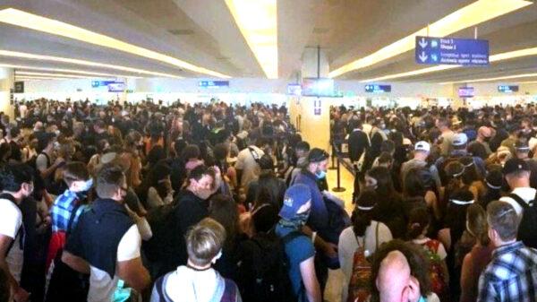 Recuperación económica viento en popa, Aeropuerto de Cancún registra 553 vuelos