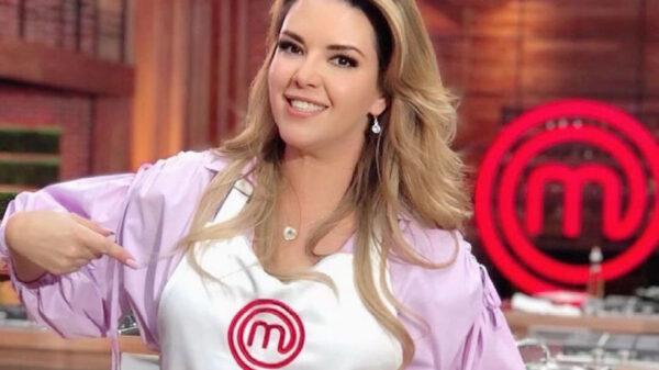 Alicia Machado denuncia ser víctima de xenofobia en Masterchef Celebrity