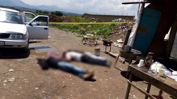 Asesinan a cinco personas por disputa entre familias por unos predios