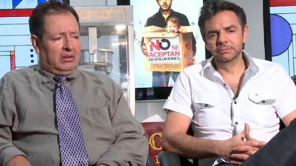 Así se despidió Eugenio Derbez de su amigo Sammy Pérez