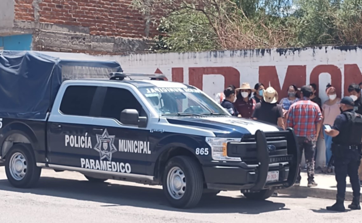 Atacan a balazos a una familia; mueren dos niñas y un hombre, en Zacatecas