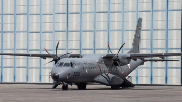 A pesar de protestas avión de la Fuerza Aérea Mexicana viaja a Cuba
