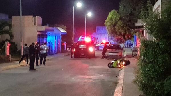 Cancún: Segunda mujer baleada este jueves