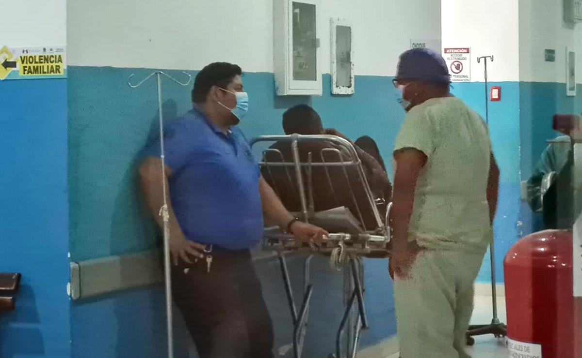 Cancún: Hombre se salvó de ejecución al arrojarse del auto de sus captores