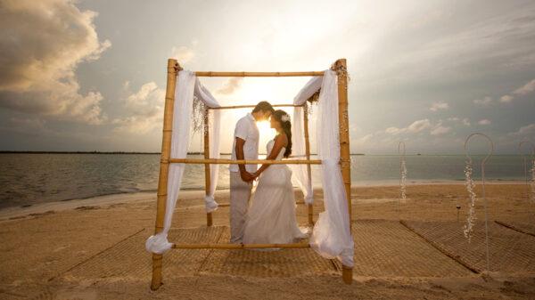 Vuelve el turismo de bodas a Cozumel