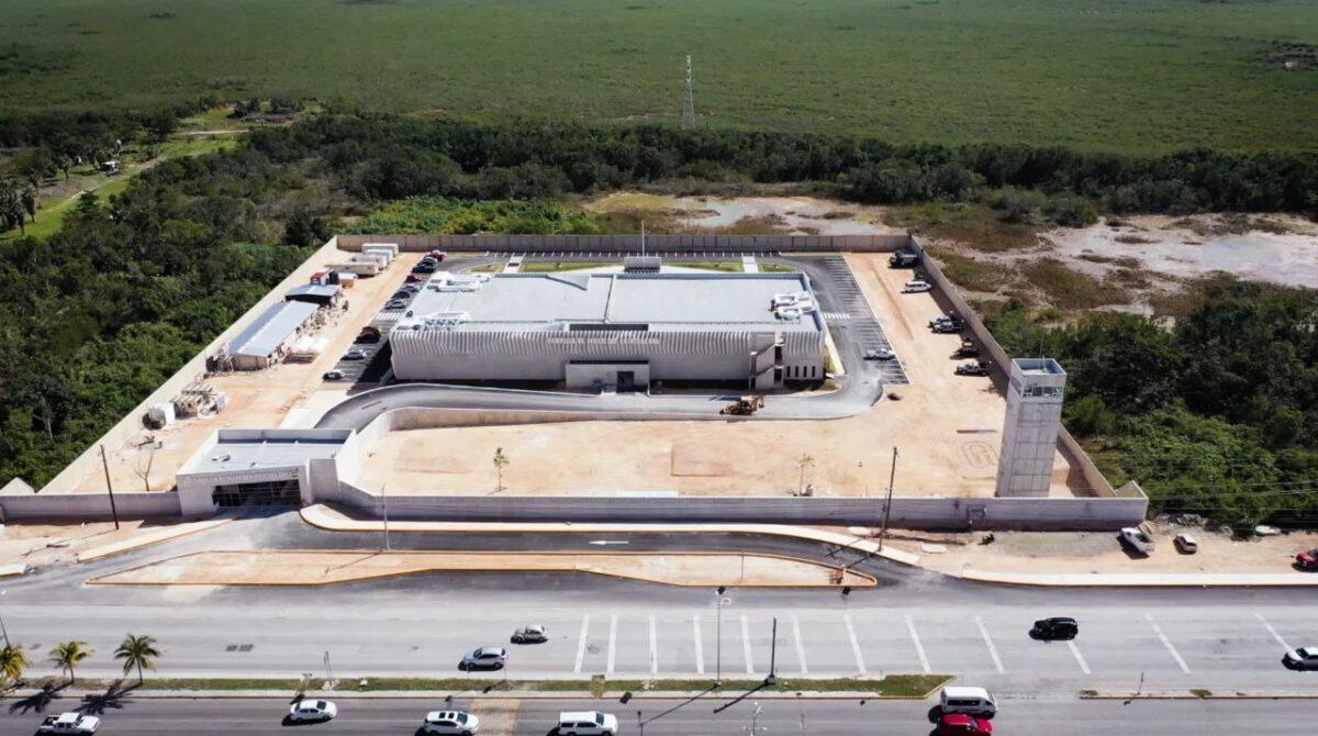 Abren nuevo centro de control de seguridad en Cancún