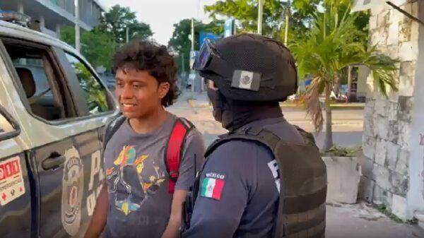 Cárcel y multa a quien no porte el cubrebocas en Quintana Roo (VIDEO).