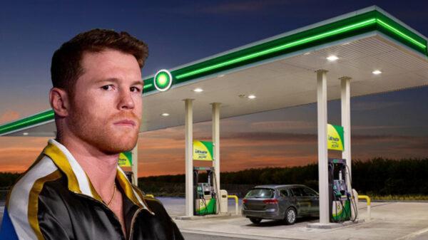 Canelo Energy, el boxeador mexicano ahora venderá gasolina