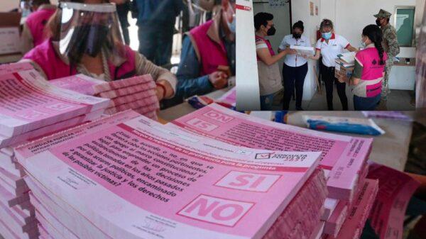 A horas de efectuarse consulta popular, autoridades llaman a participar