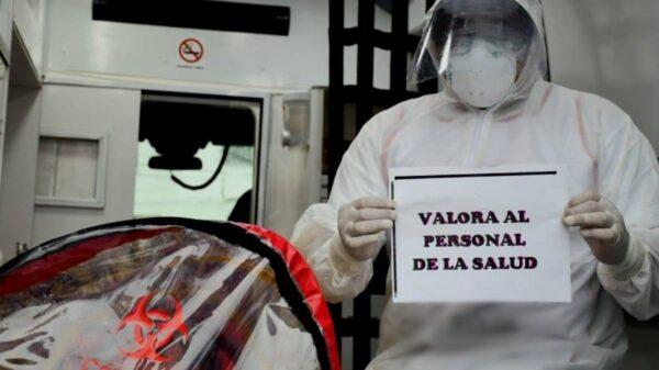 Mérida: Fallece enfermero con Covid-19 por una presunta sobredosis de somníferos