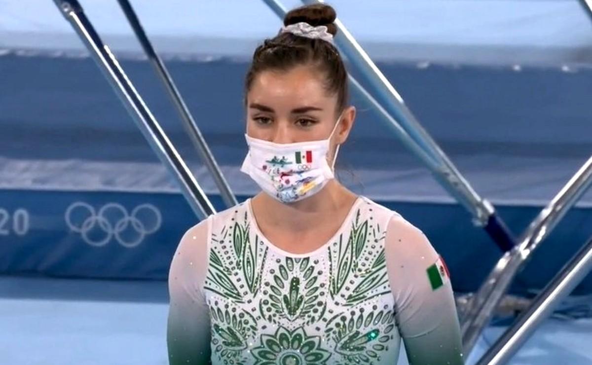 Tokio 2020: Mexicana Dafne Navarro hace historia y pasa a la final olímpica de trampolín